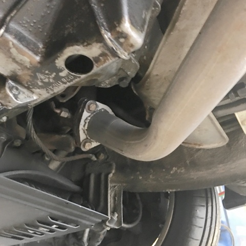 Premature X-pipe – Benno's 928